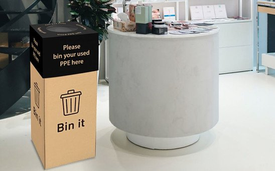COVID19 Disposable Recycling Bins - £49.00!