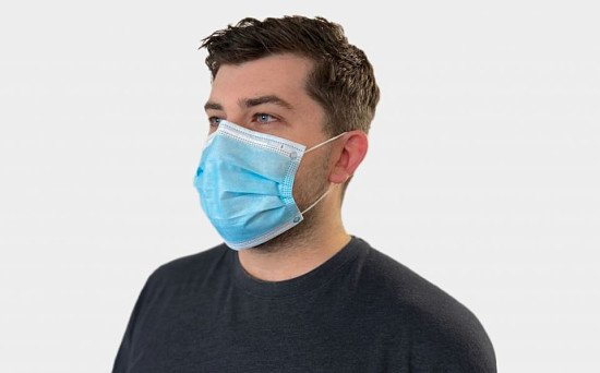 COVID19 Disposable Face Masks - £65.00!