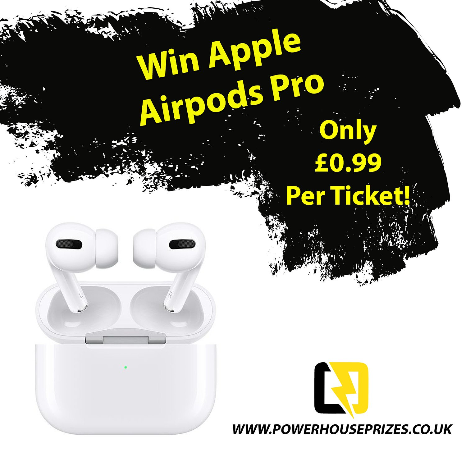 Win A Pair of Airpods Pro!