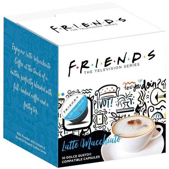 WE'RE OPEN, COME IN STORE - Friends Dolce Gusto Latte Macchiato Capsules 10pk £2.99!