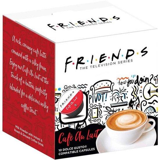 WE'RE OPEN, COME IN STORE - Friends Dolce Gusto Café au Lait Capsules 10pk £2.99!