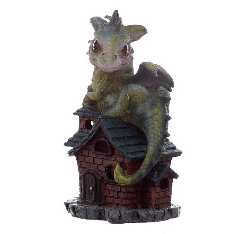 Cute Baby Sweet Dreams Dream Protector Dragon Figurine Free Postage