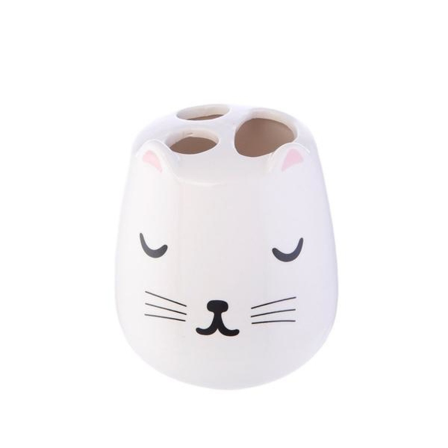 Cutie Cat Toothbrush Holder Free Postage