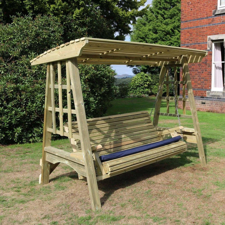 Antoinette Garden Swing – 3-Seater (SW102)