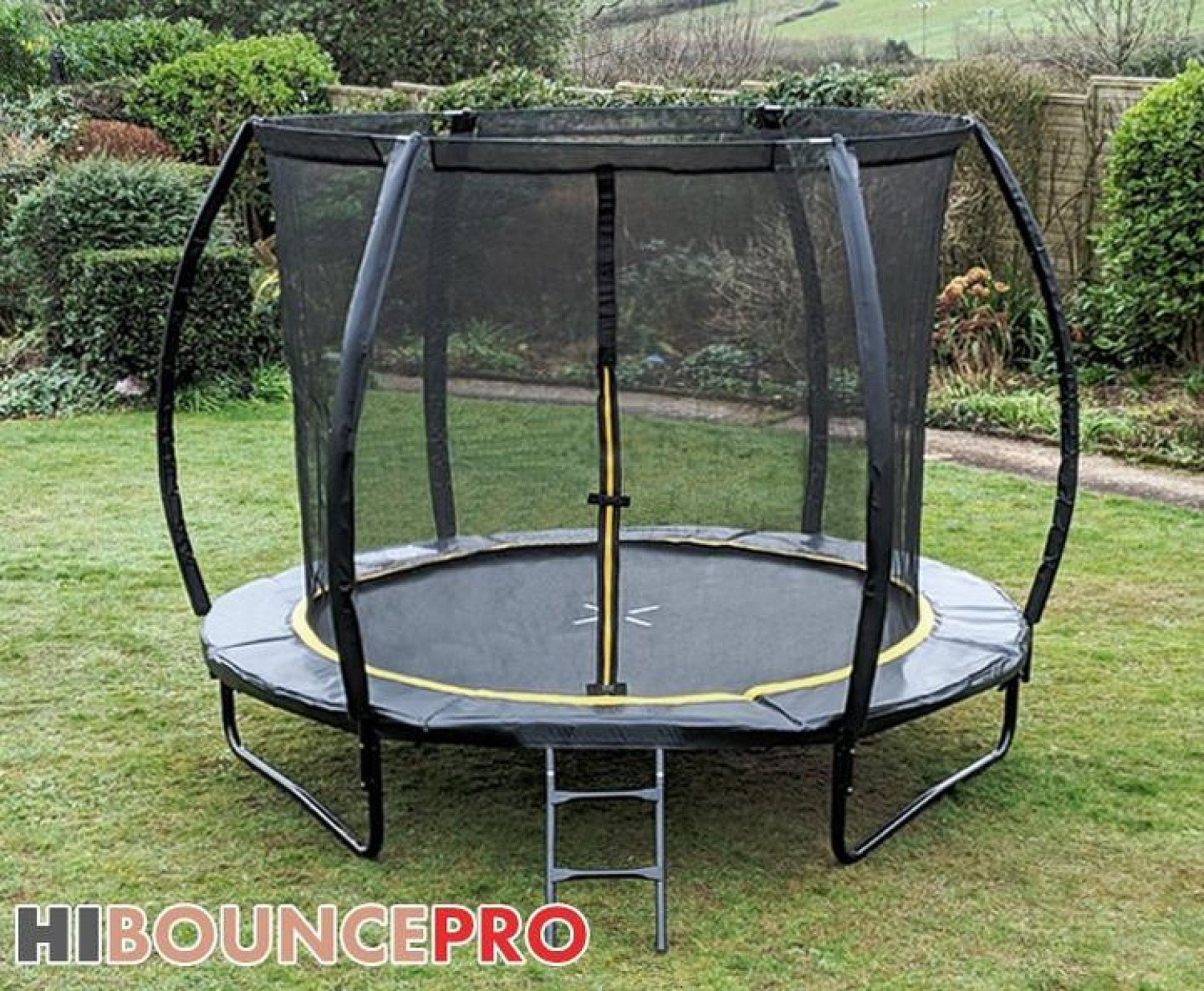 Hi-Bounce Pro 10ft trampoline package Free Postage