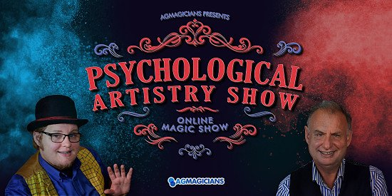 Psychological Artistry - Online Magic Show