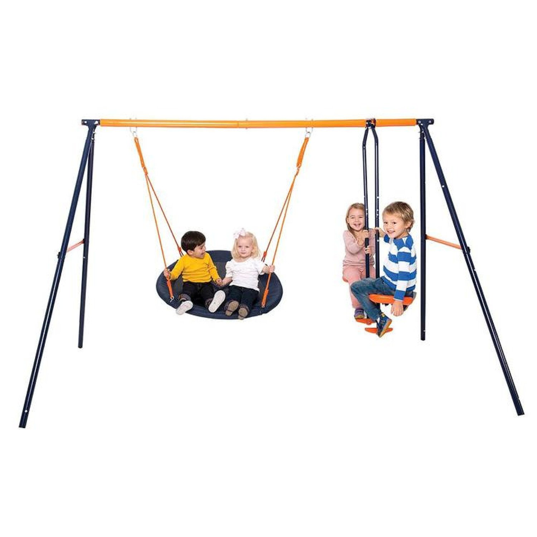 Hedstrom Nebula - Nest Swing and Glider Garden Free Postage