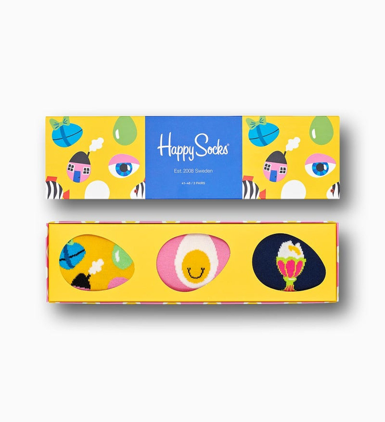 HAPPY EASTER - Easter Gift Box 3-pack: £29.95!