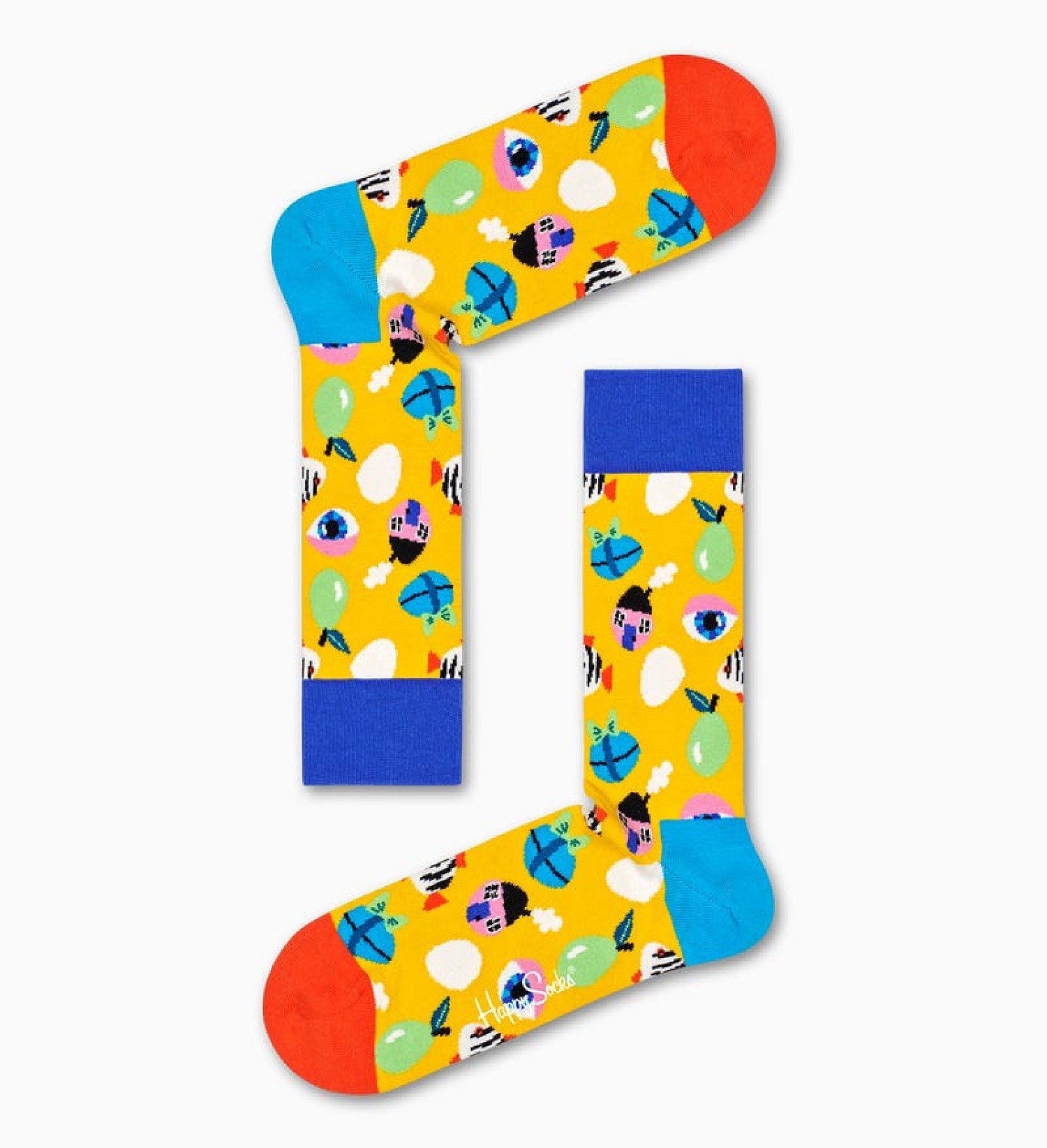 HAPPY EASTER - Fantasy Eggs Sock: £11.95!