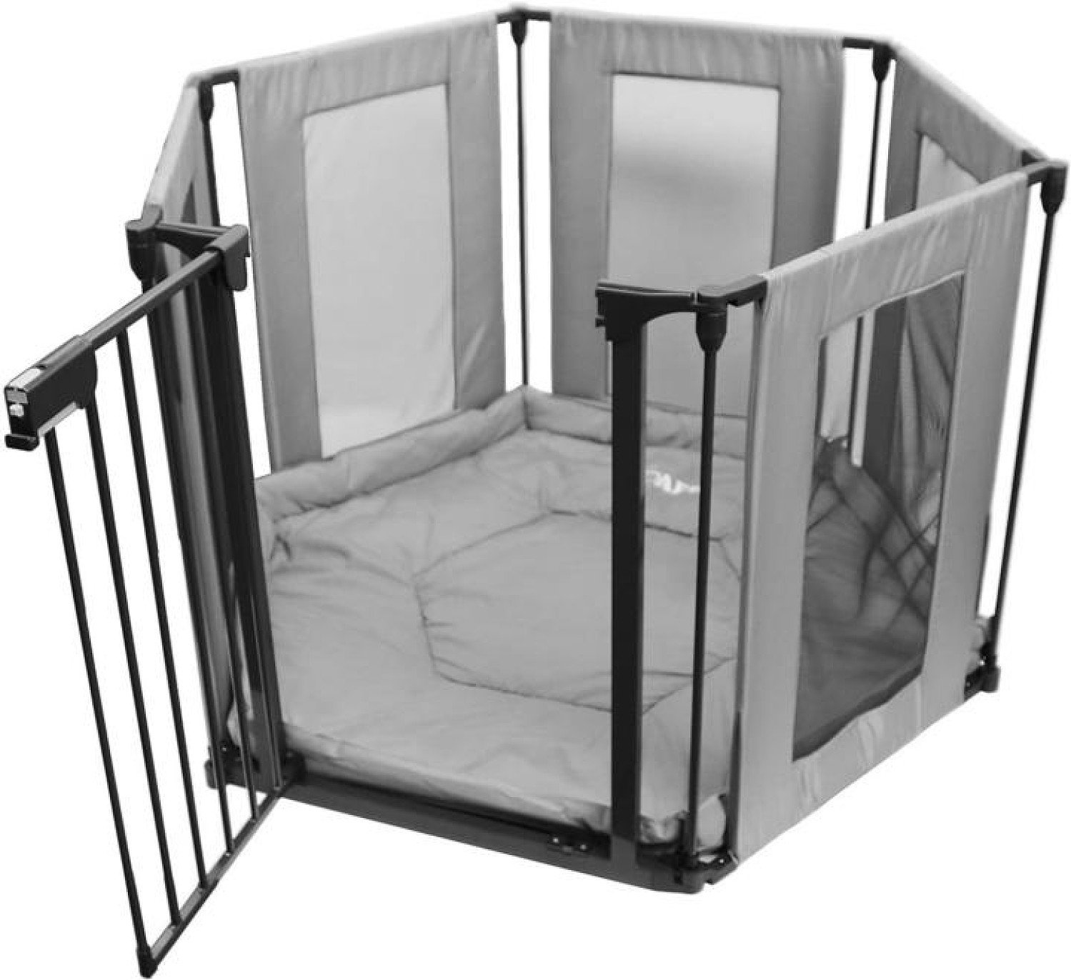 iSafe Fabric Playpen / Room Divider Free Postage
