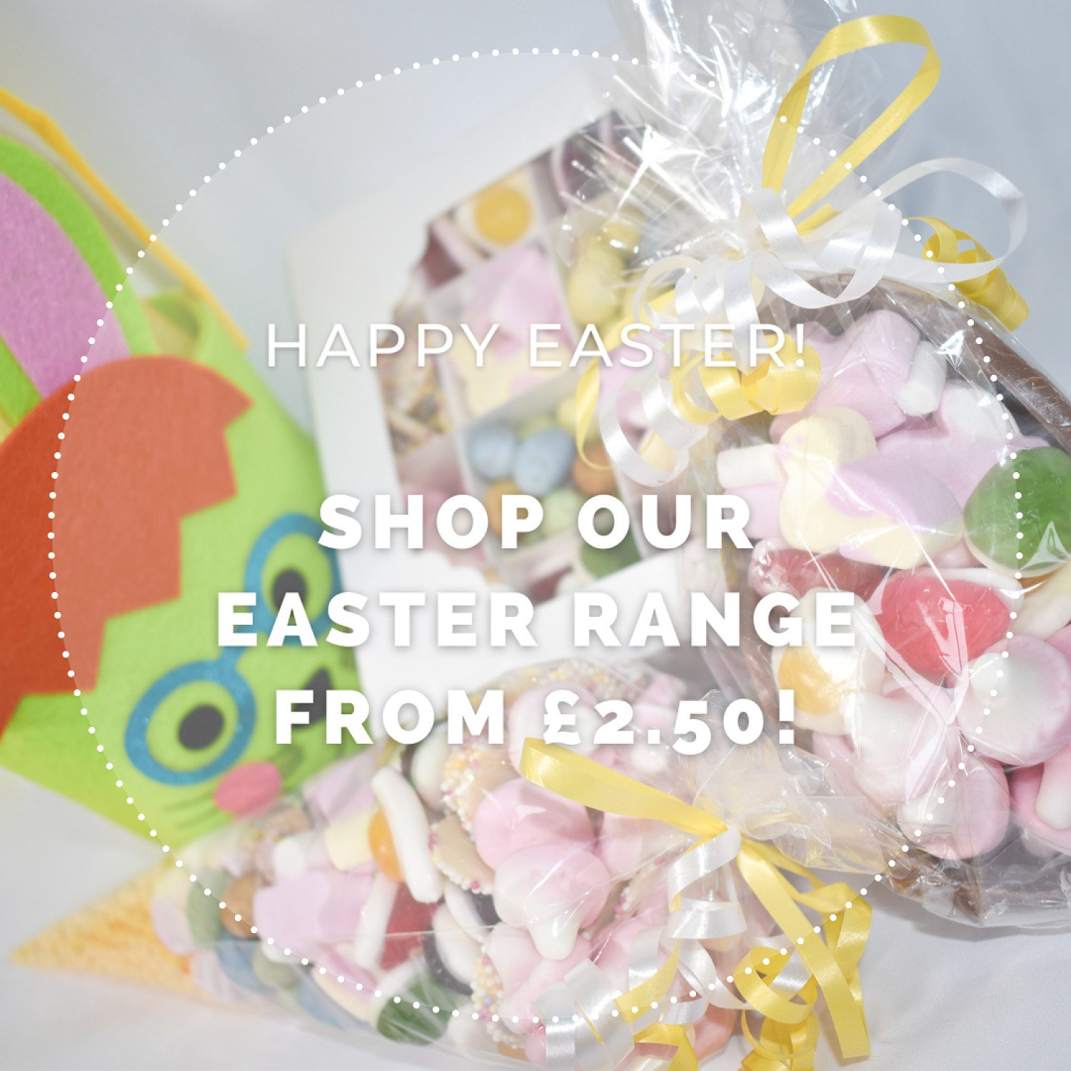 Easter Promo 20% off pick n mix