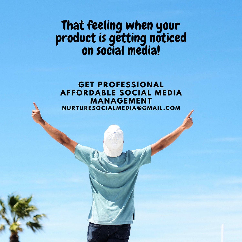 Social Media Content Made For You