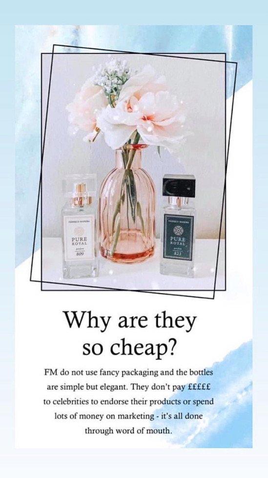 FR Fragrances, Make Up, Self Care