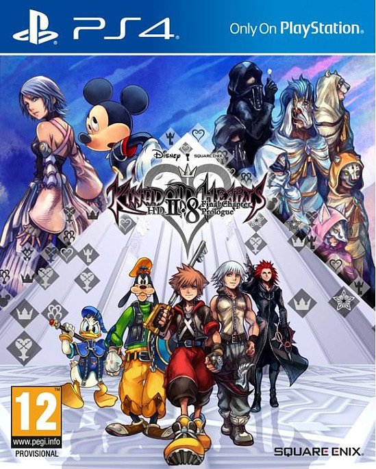 Kingdom Hearts HD 2.0 Final Chapter Prologue (PS4) BRAND NEW (IMPORT)