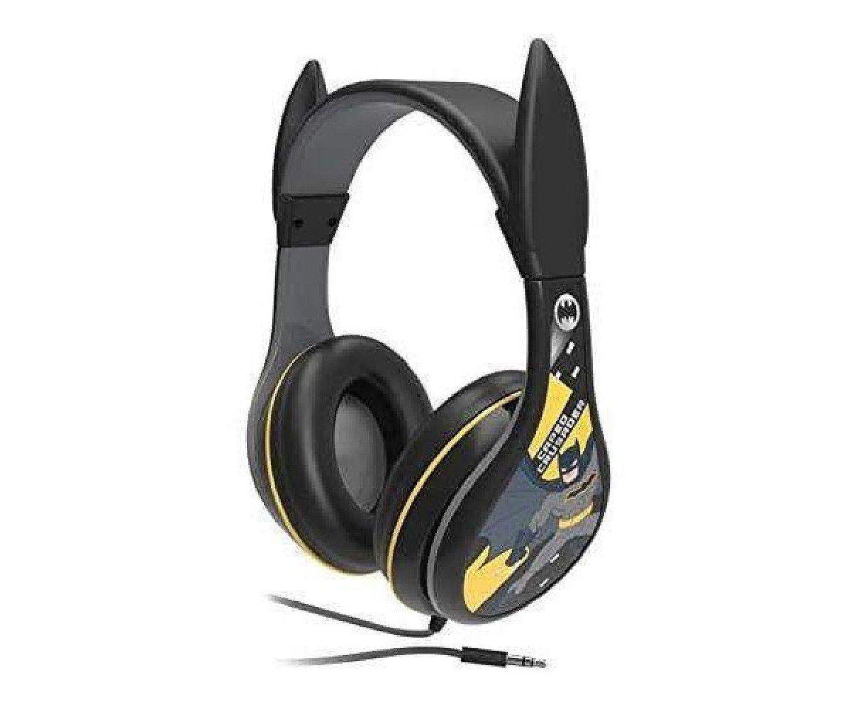 Batman Moulded Youth Headphones
