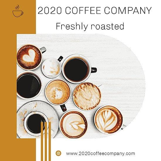 2020 coffee company