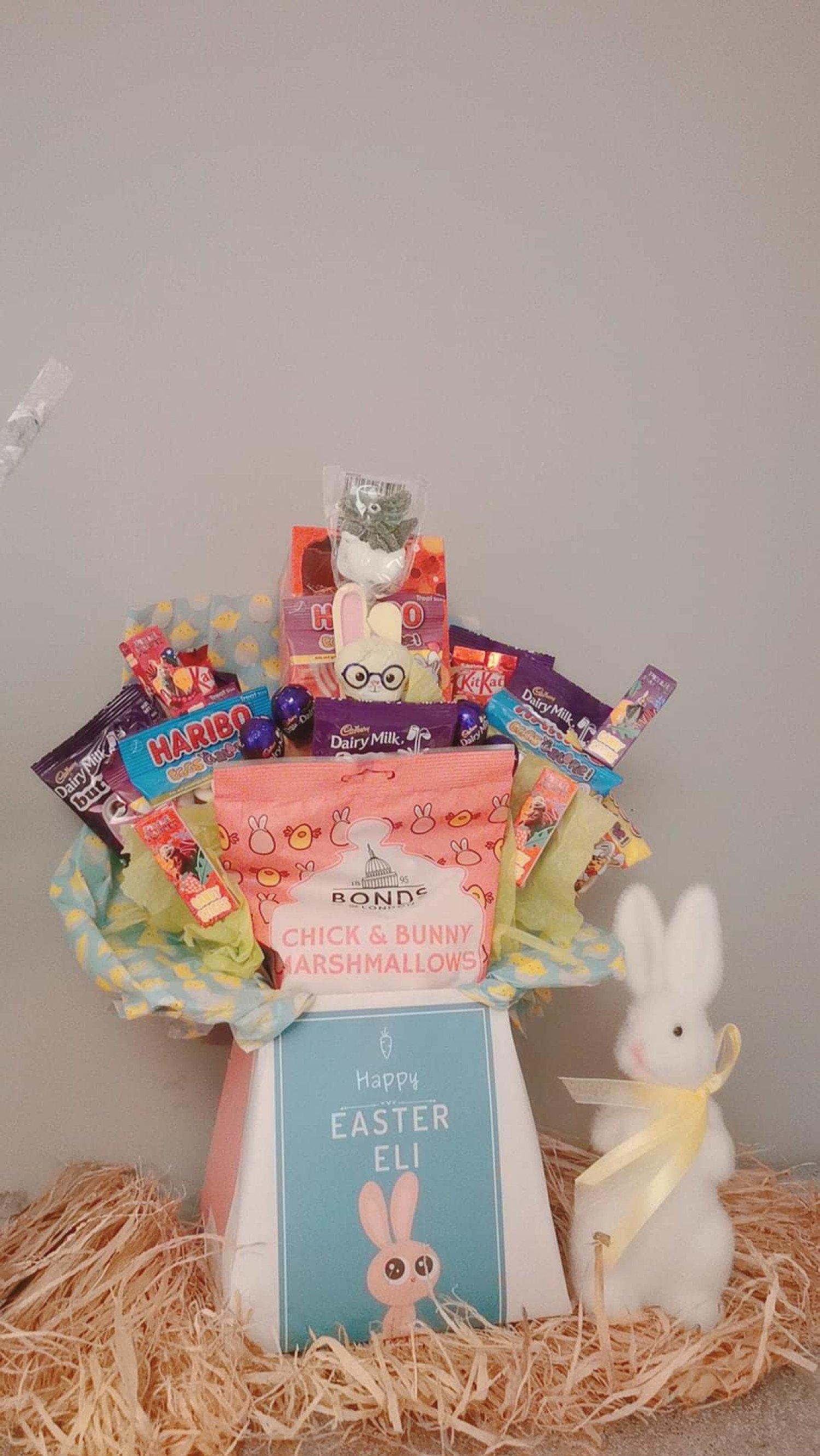 Children's Easter bouquet
