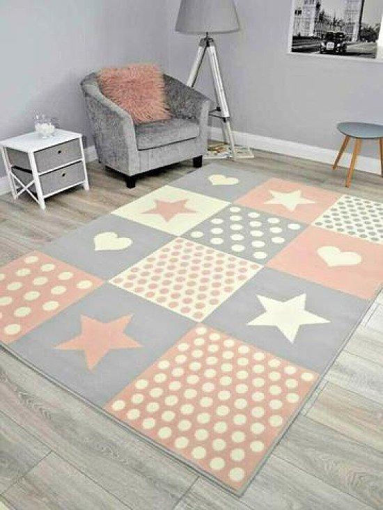 Trend star spots rug