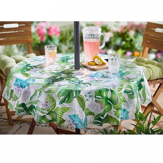 PVC Parasol Tablecloth - £17.99!