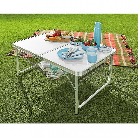 Two-Height Outdoor Table - £29.99!