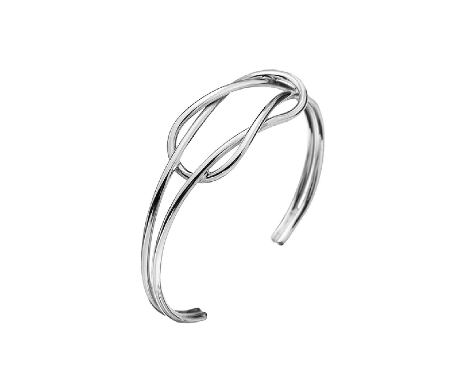 Sterling Silver Bangles from Callibeau Jewellery