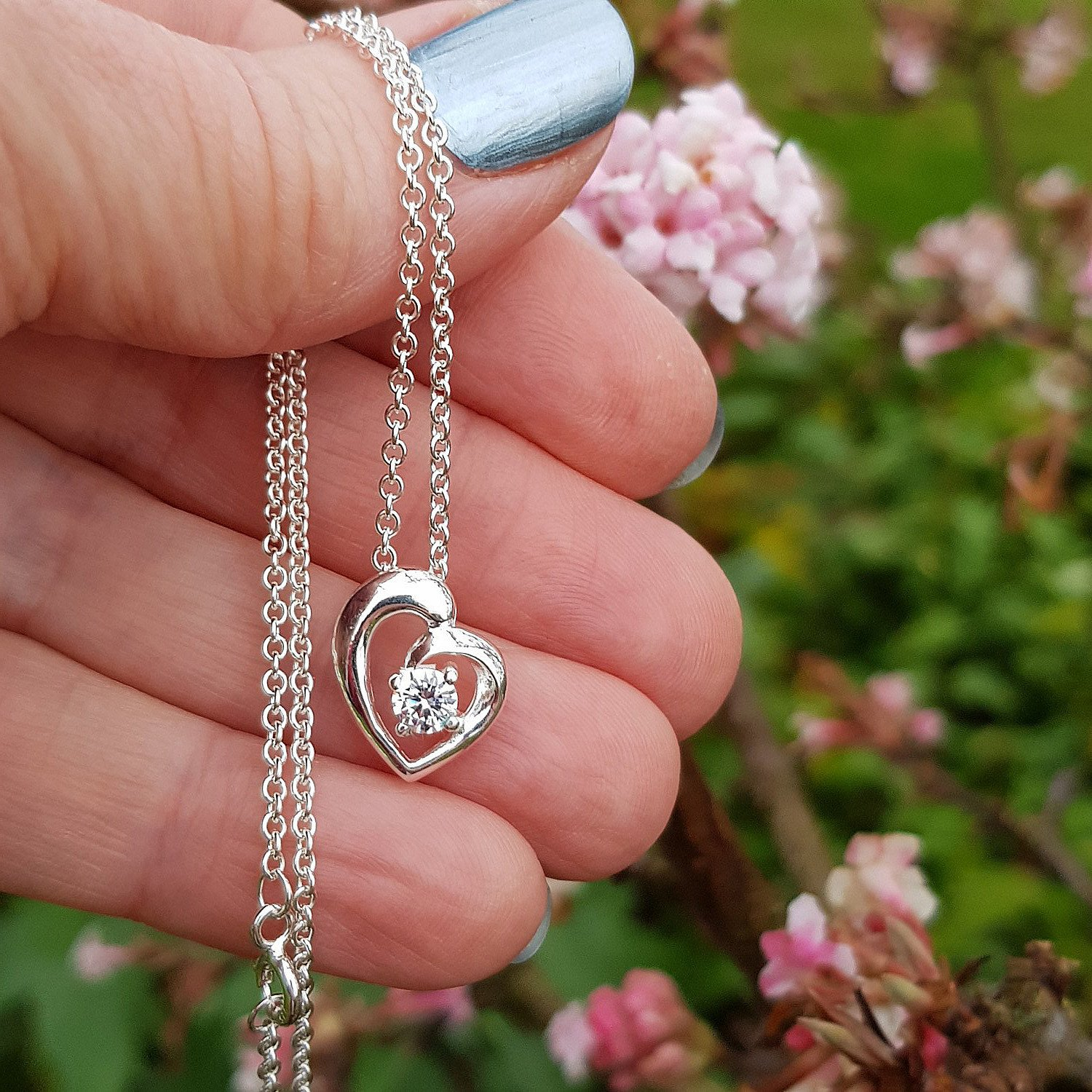 Gold, Silver and Fashion Jewellery with Hearts from Callibeau Jewellery