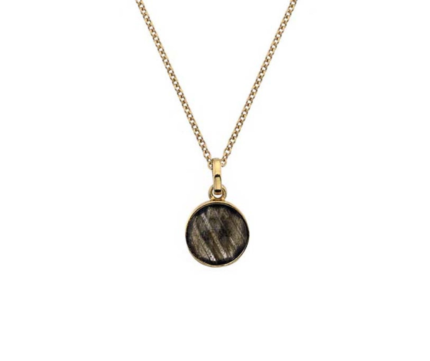 9ct Yellow, White and Rose Gold Necklaces Collection from Callibeau Jewellery