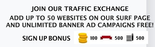 Sign Up Bonus! Advertise Your Business Free!