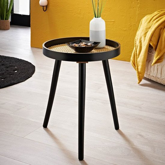 NEW IN - Urban Paradise Side Table, Black £15.00!