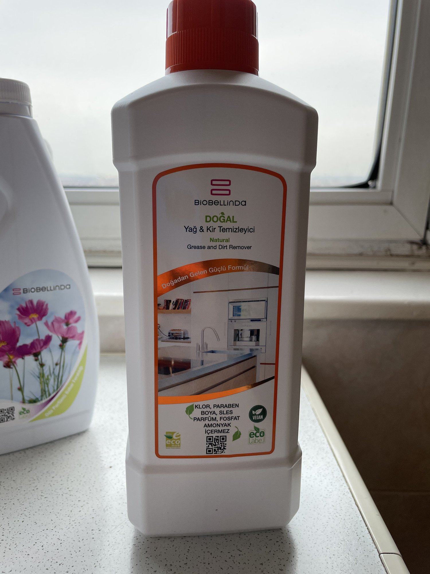 Grease and dirt remover 10£