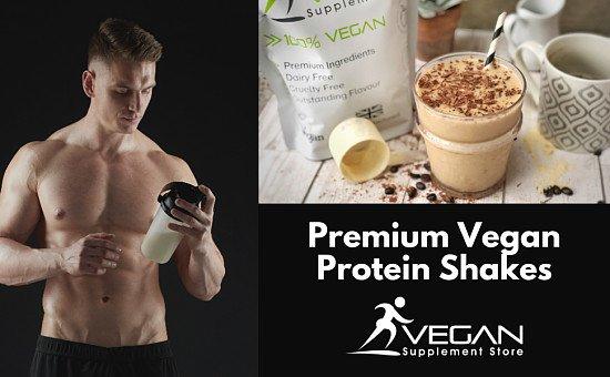 Vegan Supplement Store & Lots More
