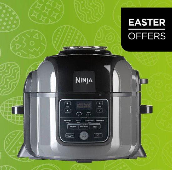 SAVE - Ninja Foodi 7-in-1 Multi-Cooker 6L OP300UK
