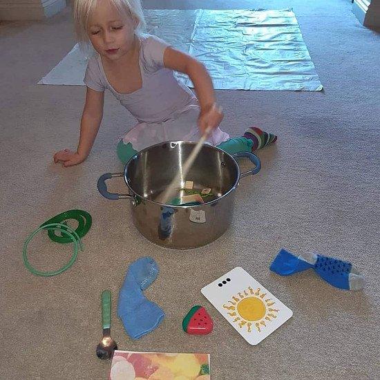 Preschool phonics sessions