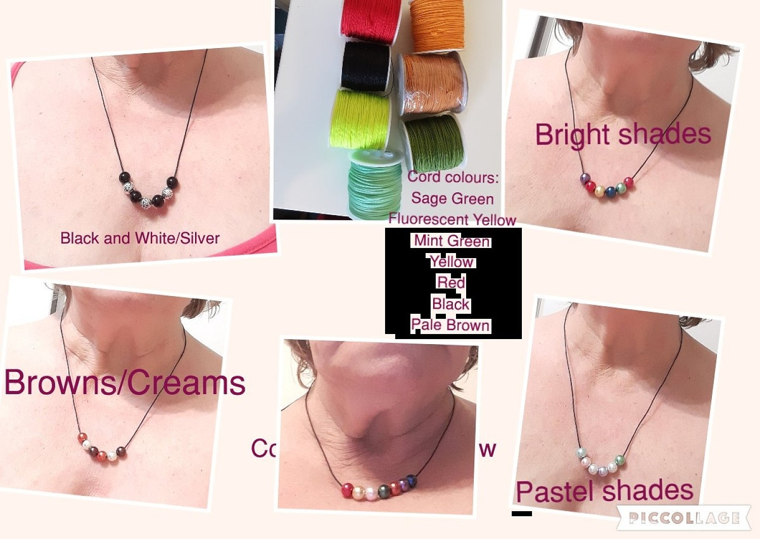 ADJUSTABLE NECKLACE - 50% off normal prices