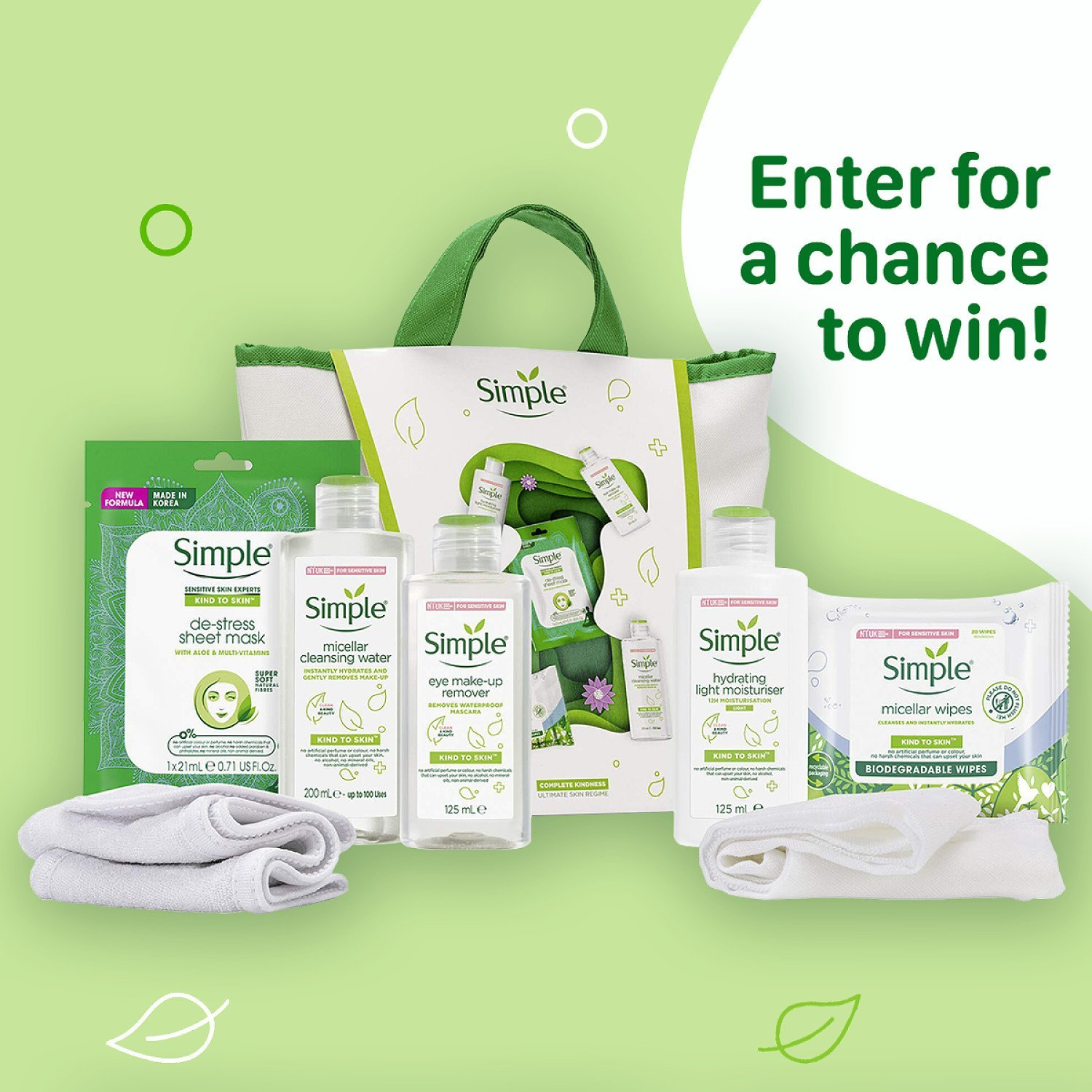 WIN this Simple Complete Kindness Gift Set