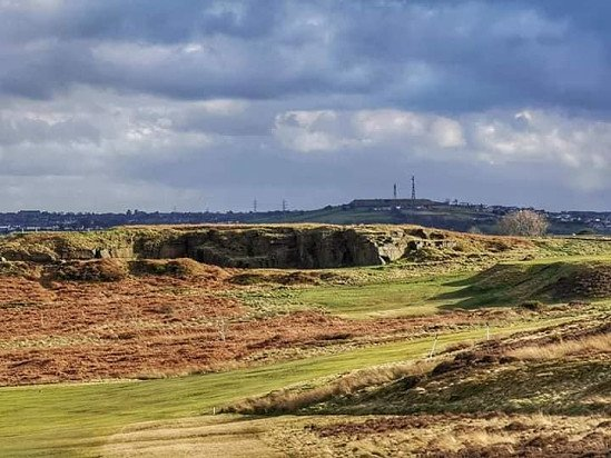 Play Golf for £15 for 18 holes including weekends