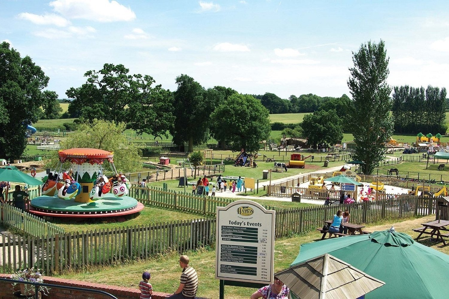 Up to 25% off Hatton Adventure World with a £1 Kids Pass Trial!