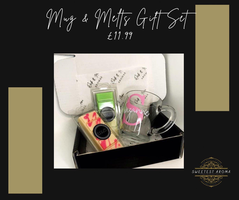 Mug & Melts Gift Set