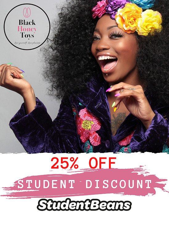 25% Student Discount