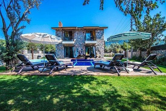 Exclusive Holiday Villas in Fethiye Turkey