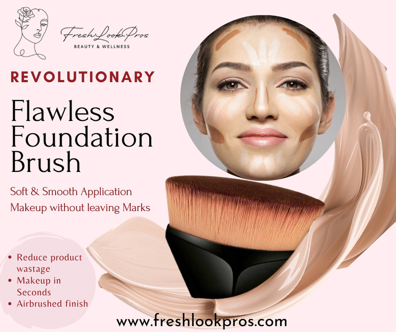 Freshlookpros Flawless Foundation Brush