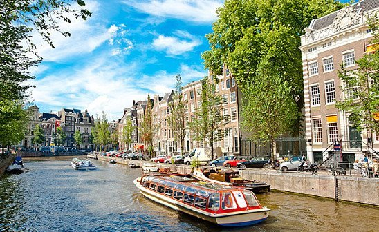 A Weekend in Amsterdam - 4 Days from just £329pp!