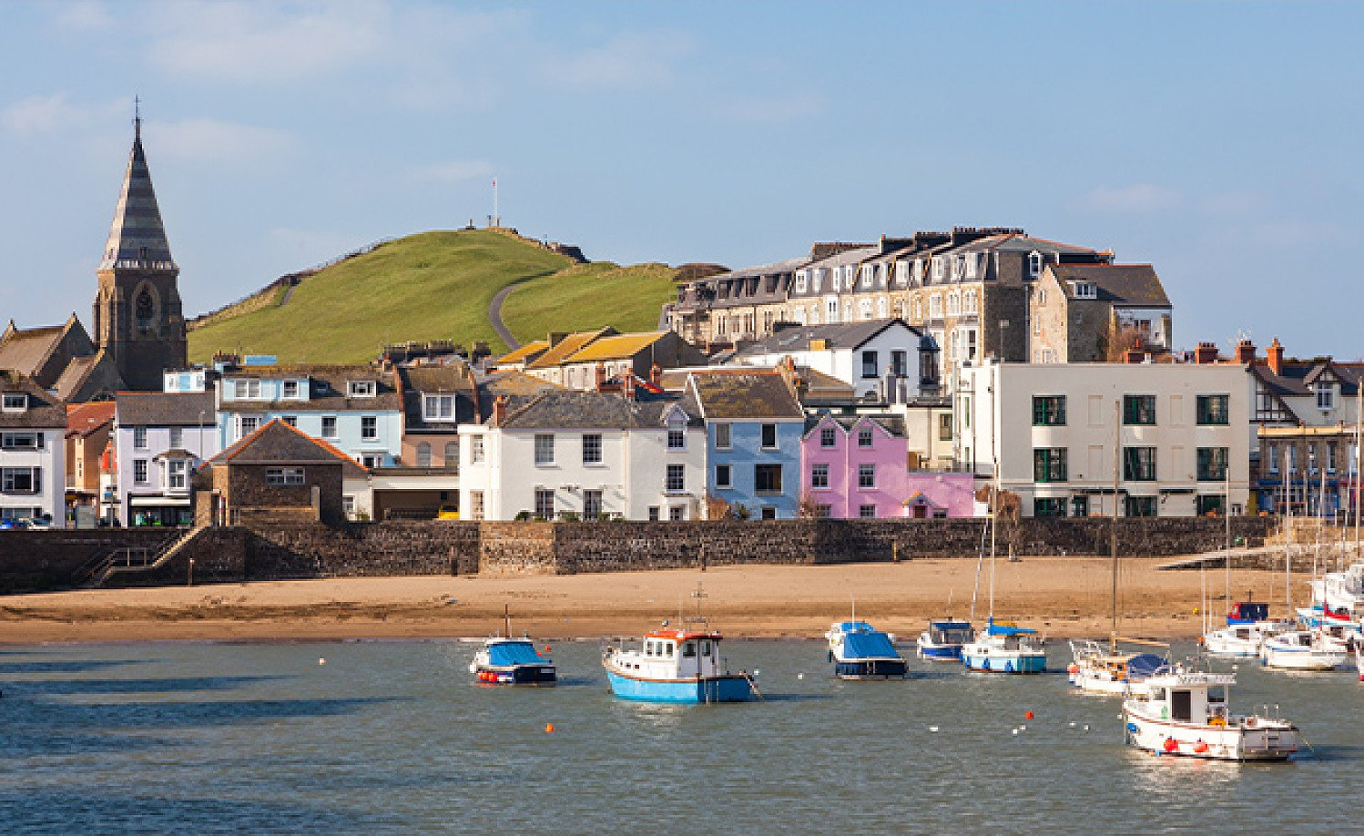 North Devon & Exploring the Exmoor National Park - 5 Days from just £289pp!