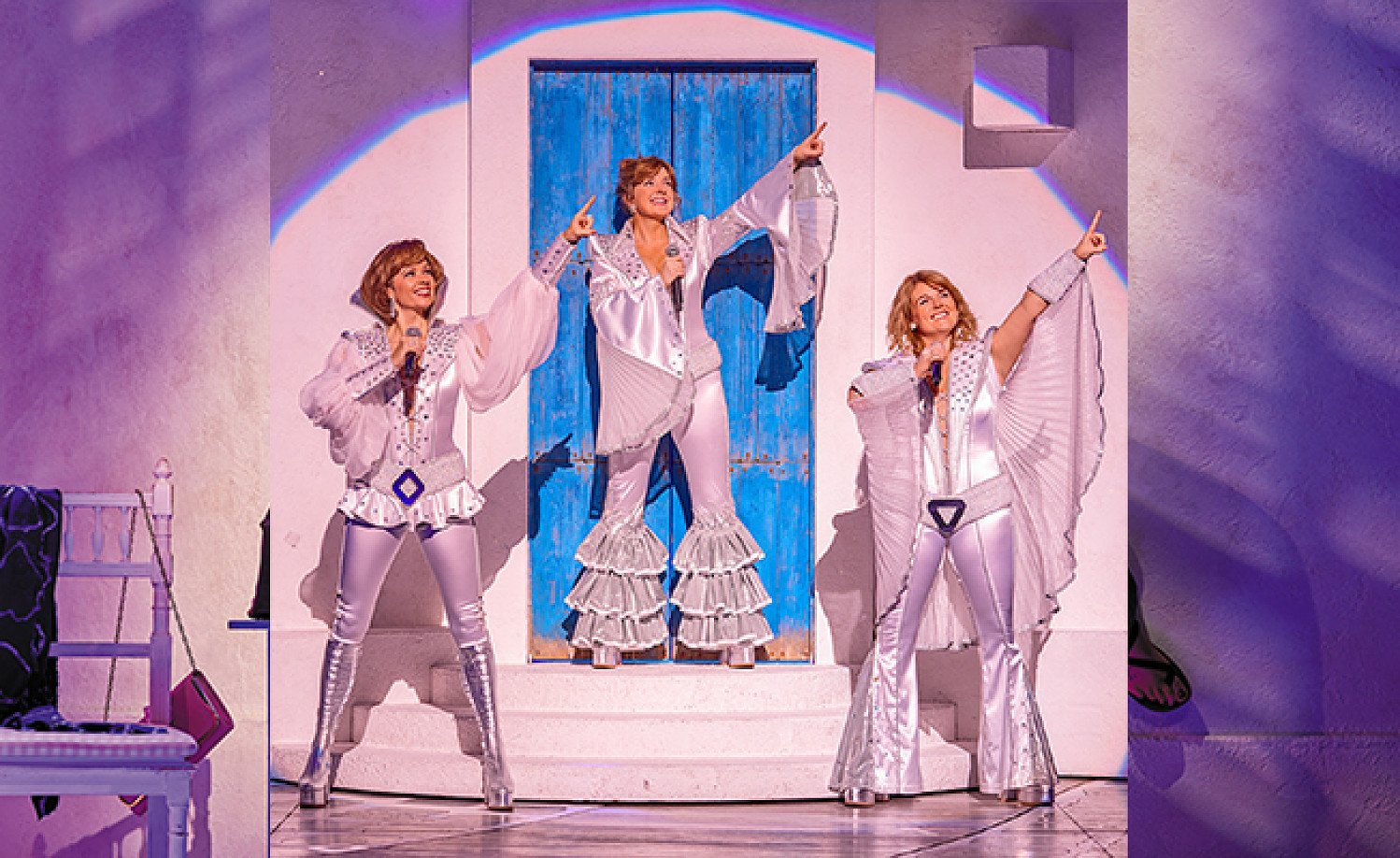 MAMMA MIA! Live at Harewood House & York - 2 Days from just £129pp!
