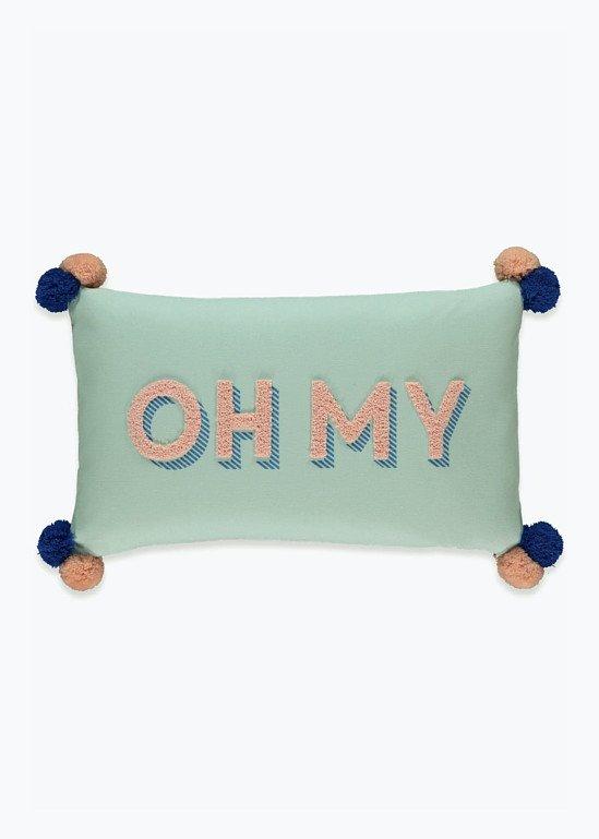 NEW IN - Oh My Slogan Cushion (50cm x 30cm)!