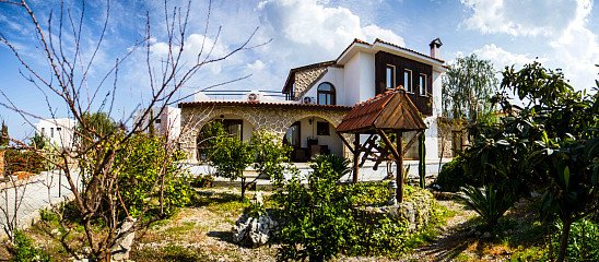 Northern Cyprus beachfront and inland properties