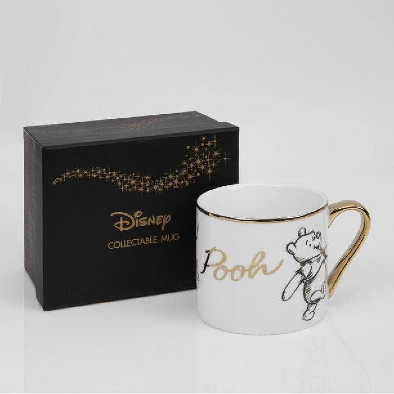 Disney Classic Collectable New Bone China Mug - Pooh
