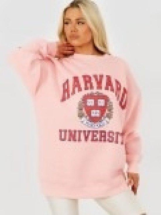 HARVARD Graphic Sweatshirt Jumper