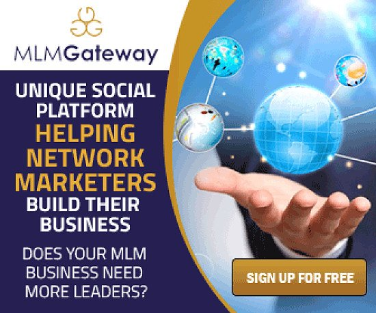 Free to join MLM Gateway