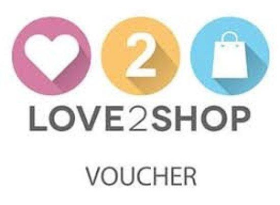 Love to Shop voucher worth £50